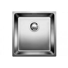 Мойка для кухни Blanco ANDANO 400-U нерж.сталь зеркальная полировка без клапана-автомата