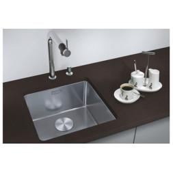 Кухонная мойка Blanco Andano 400-U Нержавеющая сталь (сталь с зеркальной полировкой)
