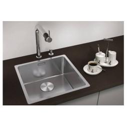 Кухонная мойка Blanco Andano 400-If Нержавеющая сталь (сталь с зеркальной полировкой)