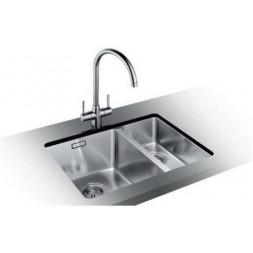 Кухонная мойка Blanco Andano 340/180-U Нержавеющая сталь (сталь с зеркальной полировкой)