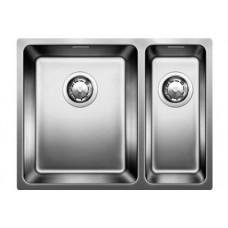Мойка для кухни Blanco ANDANO 340/180-IF нерж.сталь зеркальная полировка без клапана-автомата, левая