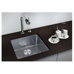 Кухонная мойка Blanco Andano 400/400-U Нержавеющая сталь (сталь с зеркальной полировкой)
