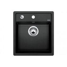 Мойка для кухни Blanco DALAGO 5 SILGRANIT антрацит с клапаном-автоматом