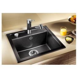 Кухонная мойка Blanco Dalago 5 Silgranit PuraDur (серый беж)