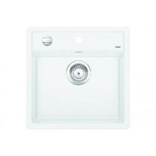 Кухонная мойка Blanco Dalago 5-F Silgranit PuraDur (белый)
