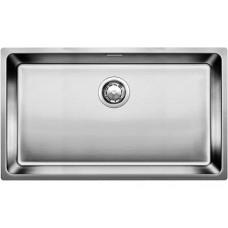 Мойка для кухни Blanco ANDANO 700-U нерж. сталь зеркальная полировка без клапана-автомата