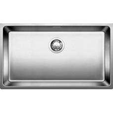 Мойка для кухни Blanco ANDANO 700-IF нерж. сталь зеркальная полировка без клапана-автомата