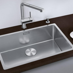 Кухонная мойка Blanco Andano 700-If Нержавеющая сталь (сталь с зеркальной полировкой)