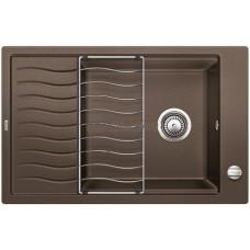 Кухонная мойка Blanco Elon Xl 6 S Silgranit PuraDur (кофе)