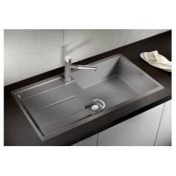 Кухонная мойка Blanco Metra Xl 6 S-F Silgranit PuraDur (антрацит)