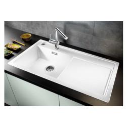 Кухонная мойка Blanco Zenar Xl 6 S-F Silgranit PuraDur (алюметаллик)