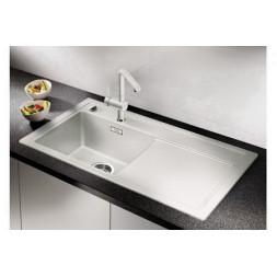 Кухонная мойка Blanco Zenar 45S Silgranit PuraDur (белый)