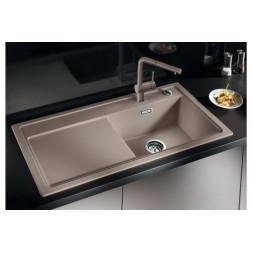 Кухонная мойка Blanco Zenar Xl 6 S Silgranit PuraDur (темная скала)