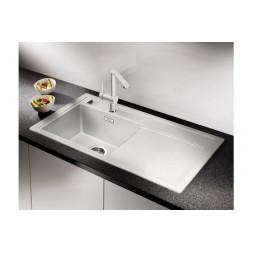 Кухонная мойка Blanco Zenar Xl 6 S Silgranit PuraDur (алюметаллик)