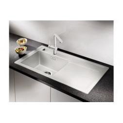 Кухонная мойка Blanco Zenar Xl 6 S Silgranit PuraDur (серый беж)