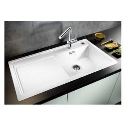Кухонная мойка Blanco Zenar Xl 6 S-F Silgranit PuraDur (антрацит)