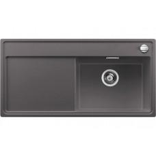 Кухонная мойка Blanco Zenar Xl 6 S-F Silgranit PuraDur (темная скала)