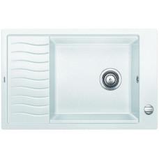 Кухонная мойка Blanco Elon Xl 6 S-F Silgranit PuraDur (белый)