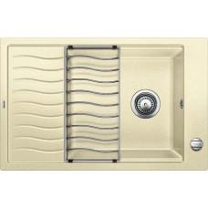 Кухонная мойка Blanco Elon Xl 6 S-F Silgranit PuraDur (жасмин)
