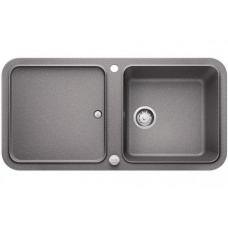 Кухонная мойка Blanco Yova Xl 6 S Silgranit PuraDur (алюметаллик)