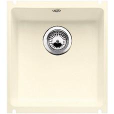 Кухонная мойка Blanco Subline 375-U Керамика PuraPlus (глянцевый магнолия)