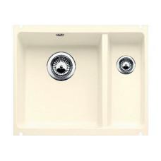 Кухонная мойка Blanco Subline 350/150-U Керамика PuraPlus (глянцевый магнолия)
