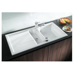 Кухонная мойка Blanco Idessa 6 S Керамика (глянцевый магнолия)