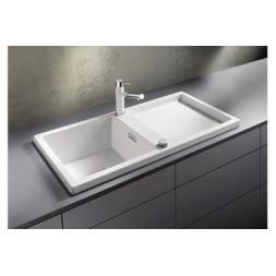 Кухонная мойка Blanco Adon Xl 6 S Silgranit PuraDur (серый беж)
