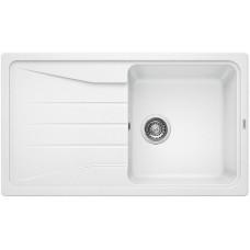 Кухонная мойка Blanco Sona 5 S Silgranit PuraDur (белый)
