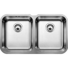 Мойка для кухни Blanco SUPRA 340/340-U нерж. сталь полированная
