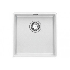 Кухонная мойка Blanco Subline 400-F Silgranit PuraDur (белый)