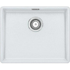 Кухонная мойка Blanco Subline 500-F Silgranit PuraDur (белый)