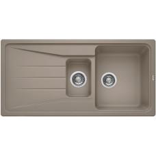 Мойка для кухни Blanco SONA 6 S SILGRANIT серый беж