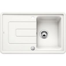 Кухонная мойка Blanco Tolon 45S Керамика (глянцевый белый)
