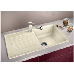 Кухонная мойка Blanco Zia 5 S Silgranit PuraDur (антрацит)