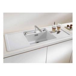 Кухонная мойка Blanco Alaros 6 S Silgranit PuraDur (жемчужный)