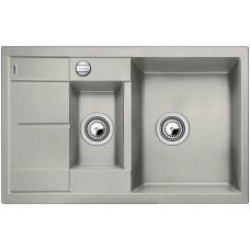 Кухонная мойка Blanco Metra 6 S Compact Silgranit PuraDur (жемчужный)
