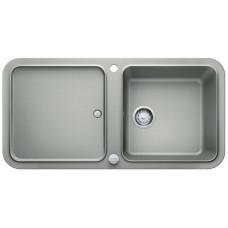 Кухонная мойка Blanco Yova Xl 6 S Silgranit PuraDur (жемчужный)
