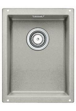 Кухонная мойка Blanco Subline 320-U Silgranit PuraDur (жемчужный)