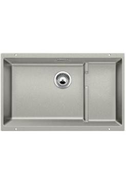Кухонная мойка Blanco Subline 700-U Level Silgranit PuraDur (жемчужный)