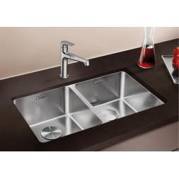 Кухонная мойка Blanco Andano 340/340-U Нержавеющая сталь (сталь с зеркальной полировкой)