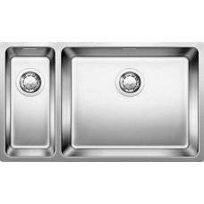 Мойка для кухни Blanco ANDANO 500/180-U нерж.сталь полированная без клапана-автомата, правая