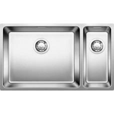 Мойка для кухни Blanco ANDANO 500/180-U нерж.сталь полированная без клапана-автомата, левая