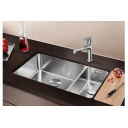 Кухонная мойка Blanco Andano 500/180-U Нержавеющая сталь (сталь с зеркальной полировкой)