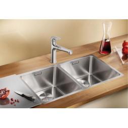 Кухонная мойка Blanco Andano 340/340-If Нержавеющая сталь (сталь с зеркальной полировкой)