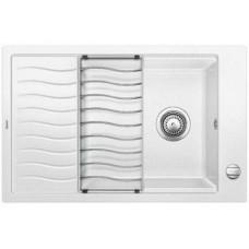 Кухонная мойка Blanco Elon 45S Silgranit PuraDur (белый)