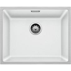 Кухонная мойка Blanco Subline 500-If Steelframe Silgranit PuraDur (белый)