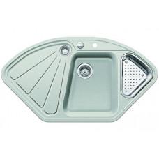 Кухонная мойка Blanco Delta Ii Silgranit Silgranit PuraDur (жемчужный)