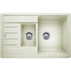 Кухонная мойка Blanco Legra 6 S Compact Silgranit (жасмин)