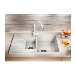 Кухонная мойка Blanco Legra 6 S Compact Silgranit (кофе)